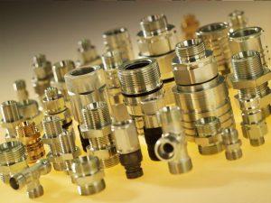 Hidraulic components